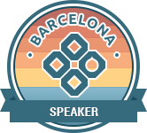 I'm speaking | Drupalcon Barcelona 2015
